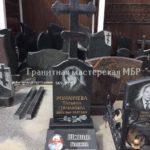 памятник крест гранитный