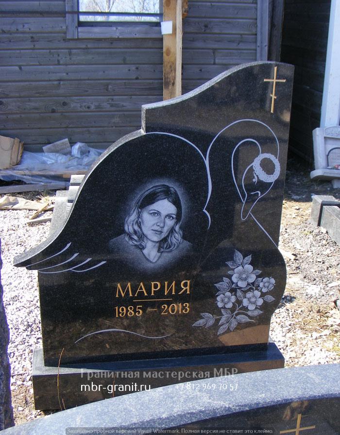 памятник в форме лебедя