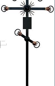 крест из металла