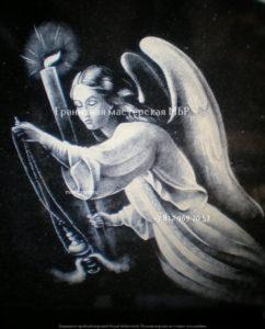 картинка на памятник ангел