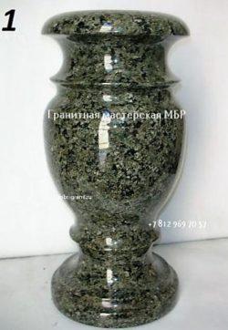 ваза каменная