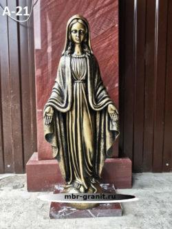 ритуальная скульптура мадонна