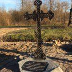 чугунный крест спб