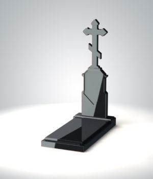 крест надгробный гранитный