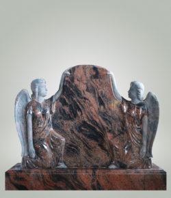 памятник из гранита ангел