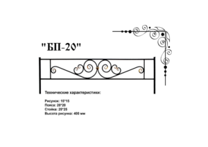 ритуальные ограды СПб