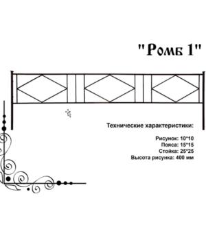 ограды кованые ритуальные