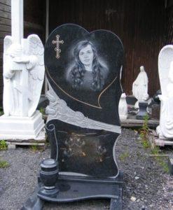 памятник дочери