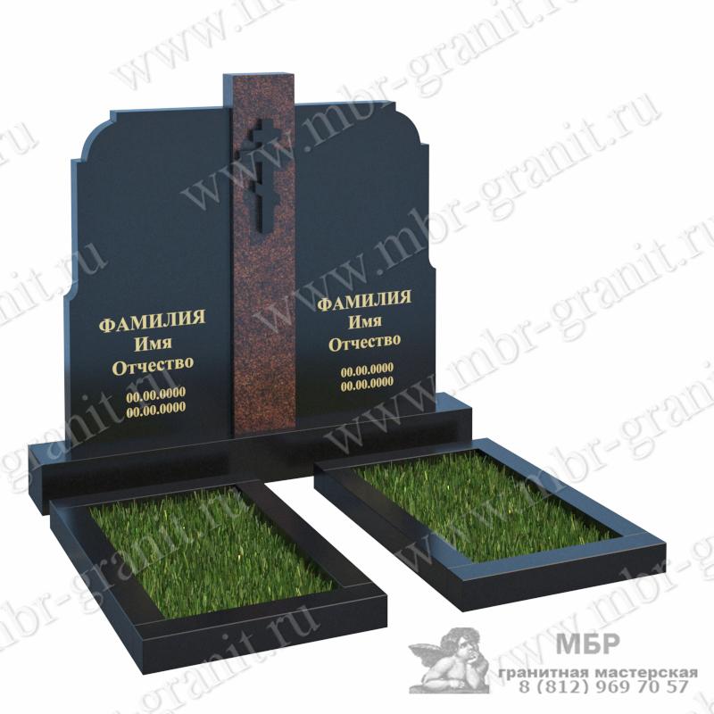 Надгробный памятник из камня
