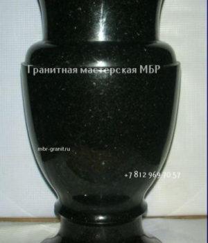 ваза из натурального камня
