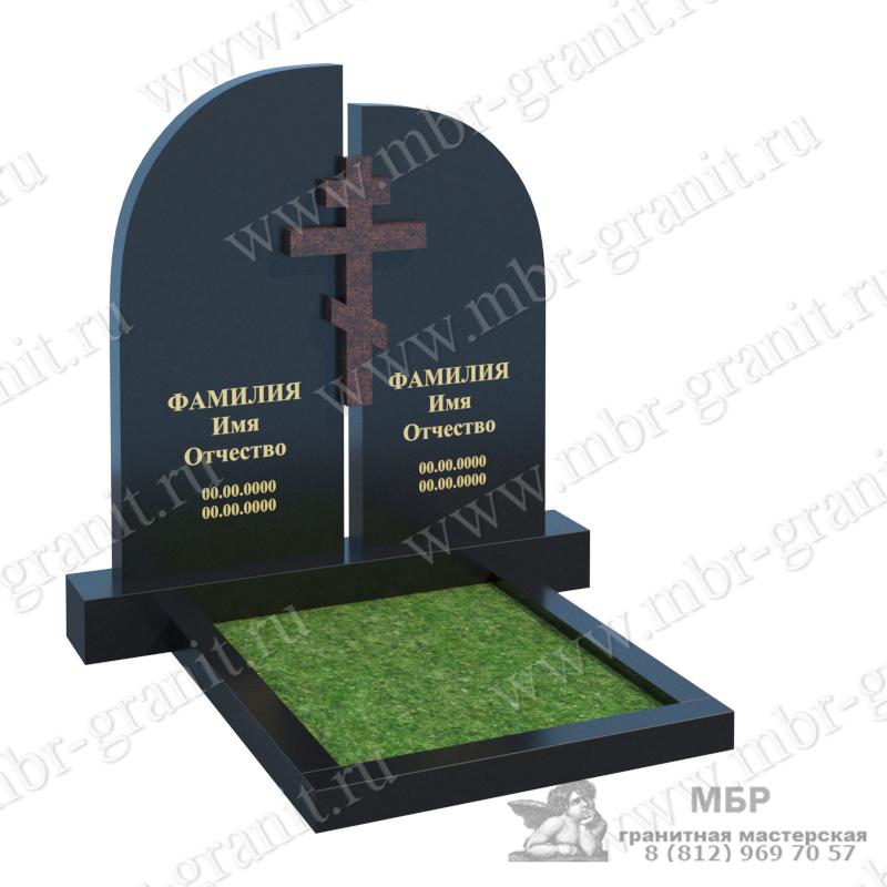 Элитный надгробный памятник