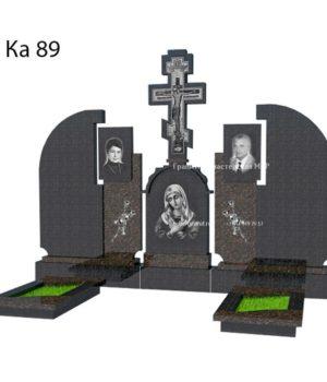 памятник с иконой