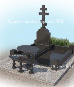 Комплекс гранитный на могилу