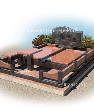 Монументальный комплекс на могилу