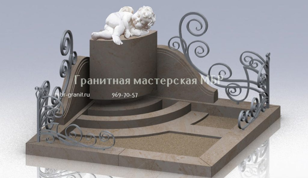 3D памятник