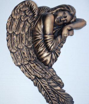 барельеф ангел спб