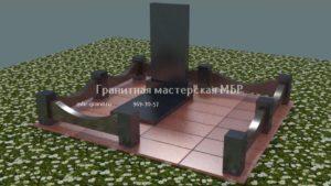 мемориальный комплекс на могилку