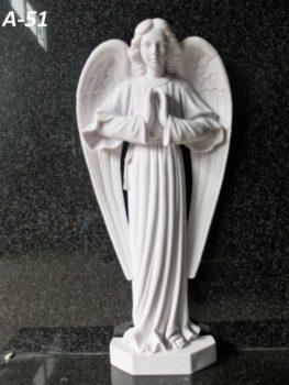 могильная скульптура ангел