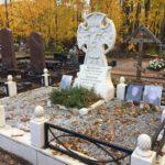 гранитный комплекс на могилу