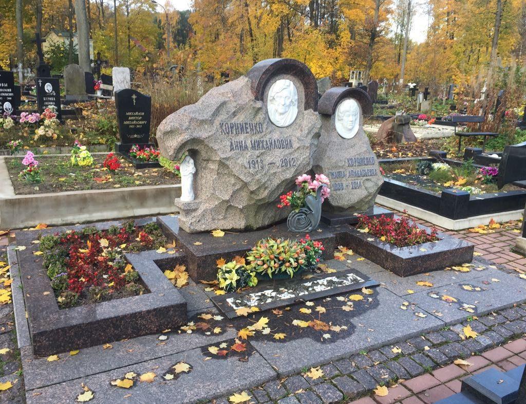 гранитный памятник на могилу спб