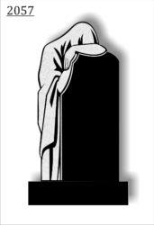 Памятник ребенку из гранита